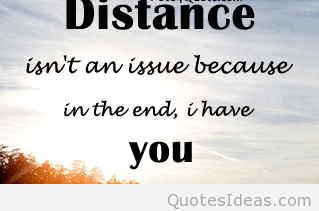 Best of Love Quotes For Distance Relationship
