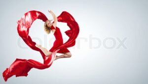 4832693-dancing-young-woman-with-flying-fabric
